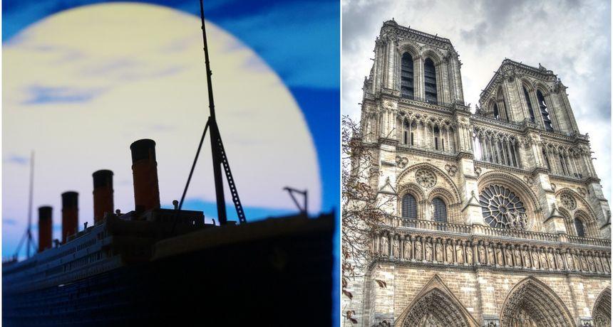 15. TRAVANJ Danas je najtragičniji datum u povijesti: Potonuo Titanik, požar progutao Notre Dame...