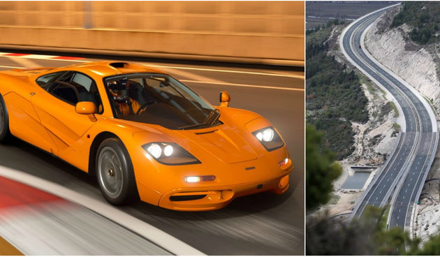 McLaren (Ilustracija)