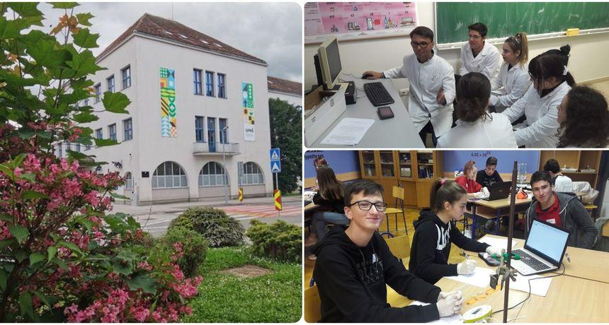 Graditeljska, prirodoslovna i rudarska škola Varaždin upisuje učenike u vrlo raznolike programe - evo detalja