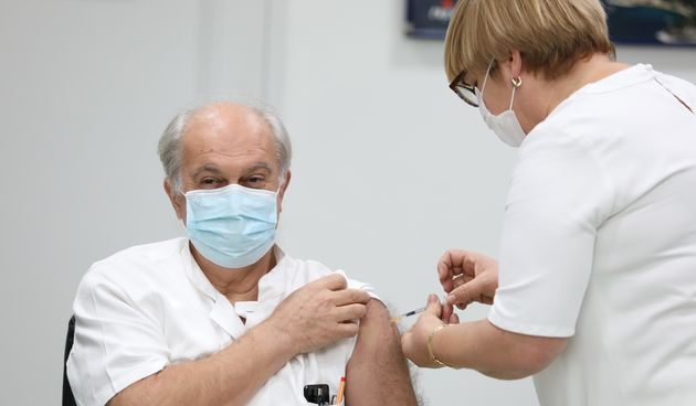 Ivo Ivić predstojnik klinike za infektivne bolesti splitskog KBC-a