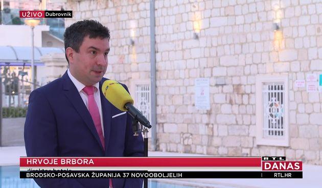 Dubrovnik direktor hotela