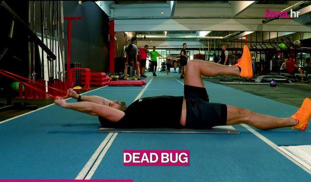 Vježbaj kod kuće s Ivanom: Kružni trening za cijelo tijelo uz pomoć elastične gume  (thumbnail)