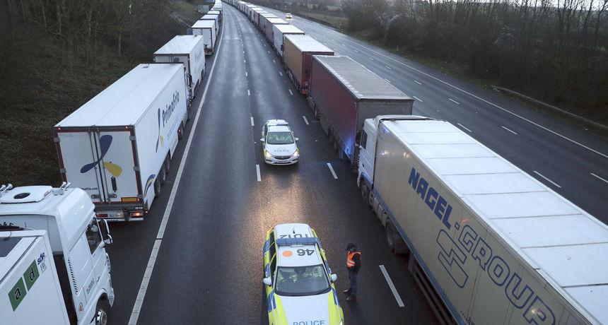 Britanija ponovo odgađa uvođenje graničnih kontrola na uvoz robe