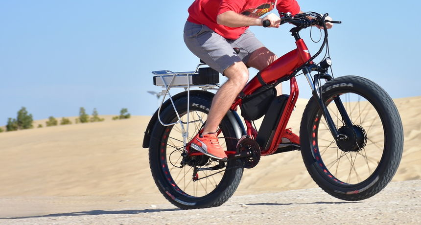 U Hallersu se strmoglavio s električnog bicikla, zbog ozljeda završio u bolnici