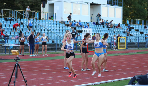 Atletika: Prvenstvo Hrvatske 5. rujna 2021. Foto Vito Butković