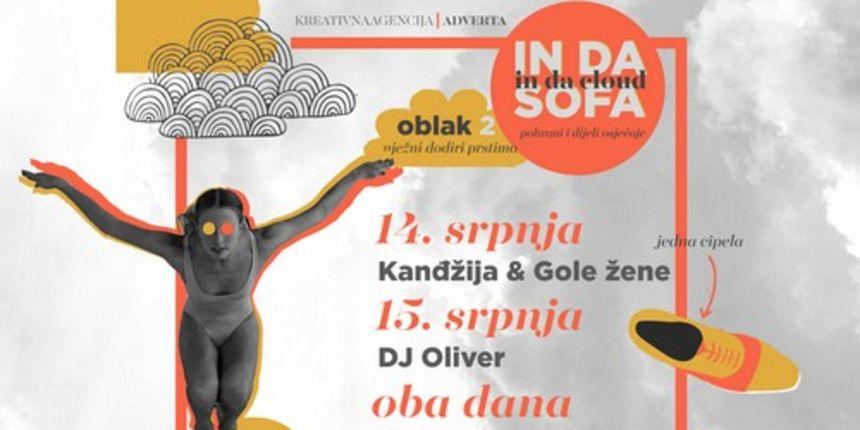 Koncert Kandžije i Golih žena na In Da Sofi