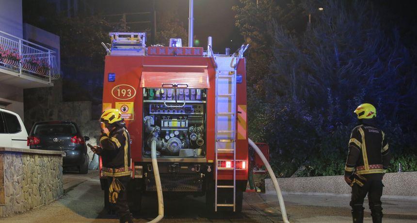 Vatra se sa štednjaka proširila na kuhinju: Žena poginula u požaru stana