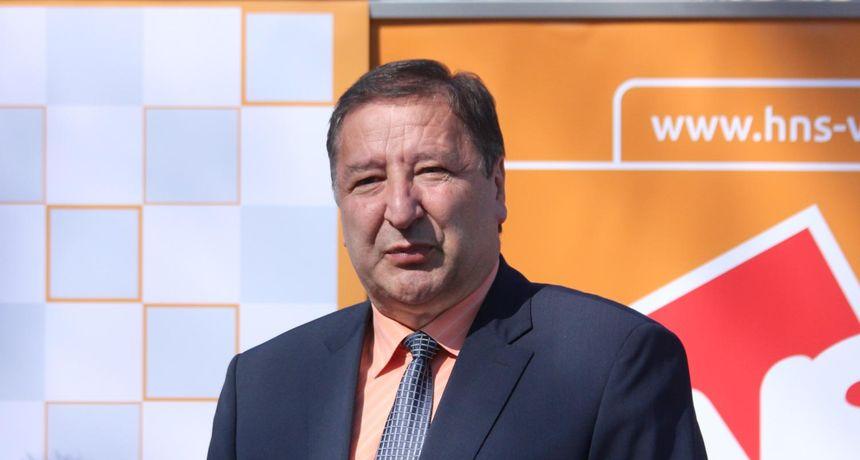 Marijan Škvarić HNS-ov je kandidat za gradonačelnika Lepoglave