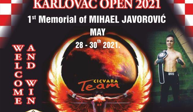 Danas počinje Europski kup u kickboxingu - čak 1670 boraca iz 27 zemalja okupilo se u Karlovcu ovog vikenda