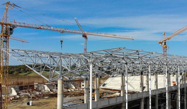 Pampas stadion radovi [listopad 2020.]