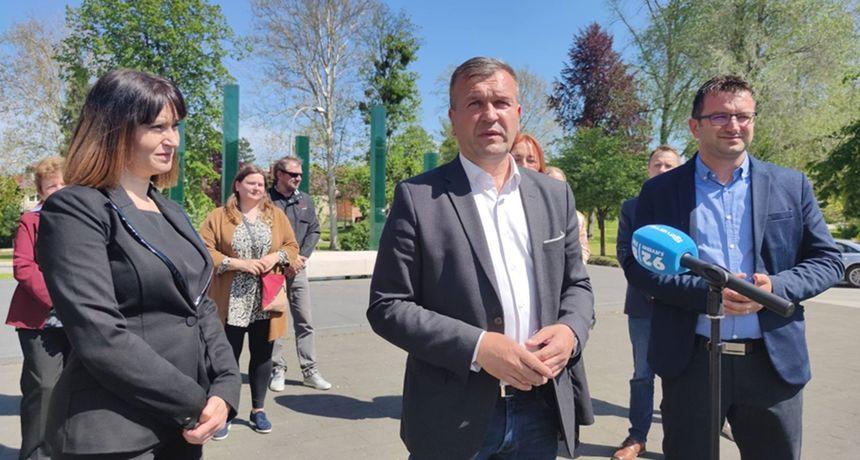 Saborski zastupnik Stričak i ministrica Tramišak obišli Ivanec i Lepoglavu