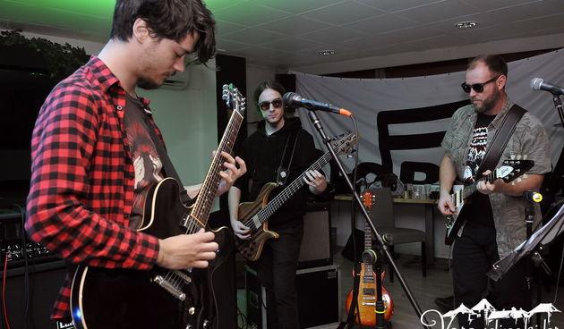 Helloweirds Hard Rock Jam Session