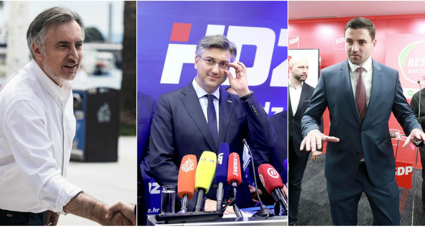 'Plenković i Bernardić bježe od sučeljavanja sa mnom. Ja znam kako zaraditi svoju i tuđu plaću'