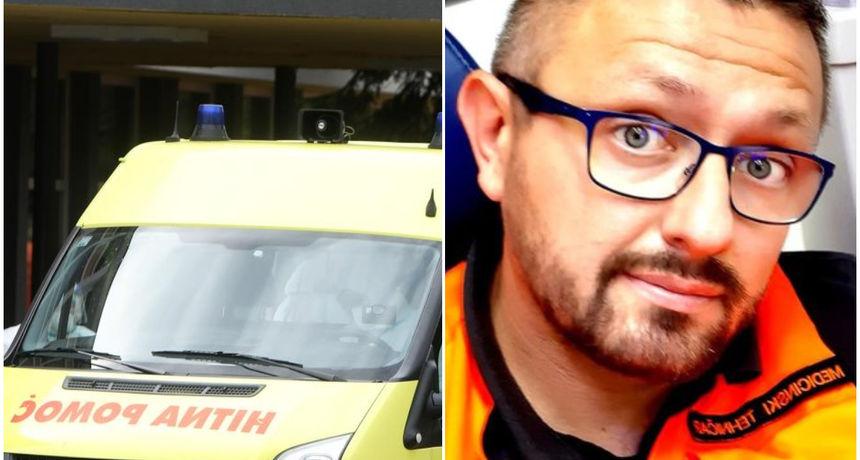 Nakon stravične nesreće, vozač Hitne tvrdi: 'Ljudi ginu jer su nam vozila za odvesti krumpir na tržnicu'