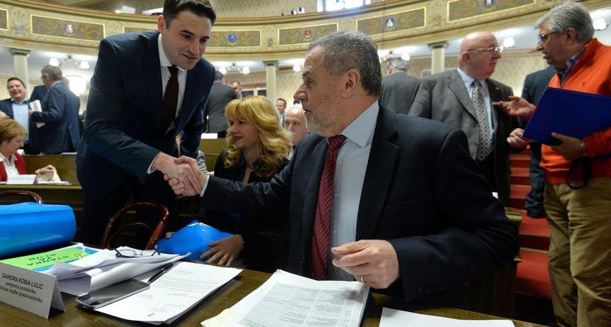 Bandićevi ljudi na SDP-ovim listama, jer svaki Hrvat, pa i Bernardić, treba velikog vođu