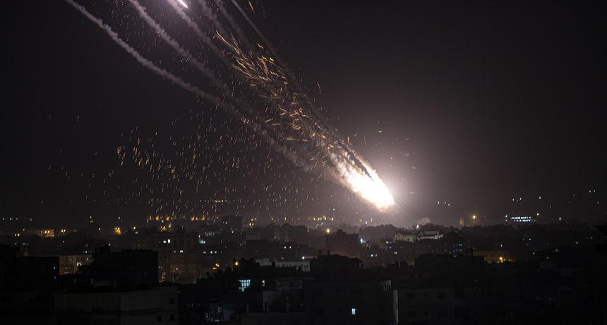 Raste nasilje u Jeruzalemu: Izraelskim raketnim napadima pogođen pojas Gaze; umrlo 20 ljudi među kojima ima i djece