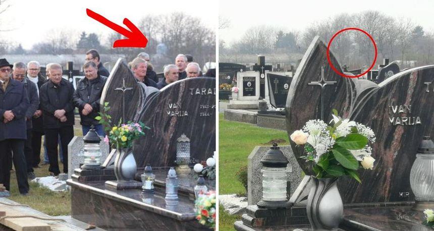 RIJEŠEN MISTERIJ Duh na Jasmininom sprovodu na groblju u Palovcu ili nešto sasvim drugo?