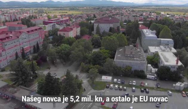 Nakon 30 godina gradi se nova bolnička zgrada u Varaždinu (thumbnail)