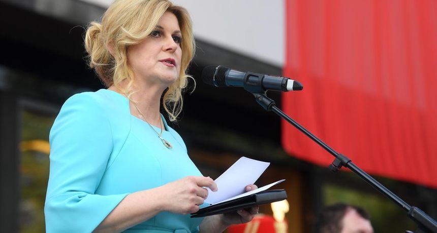 Ako i ne pobijedi na izborima, predsjednica tvrdi: 'Mirovinu ću provesti u Hrvatskoj'