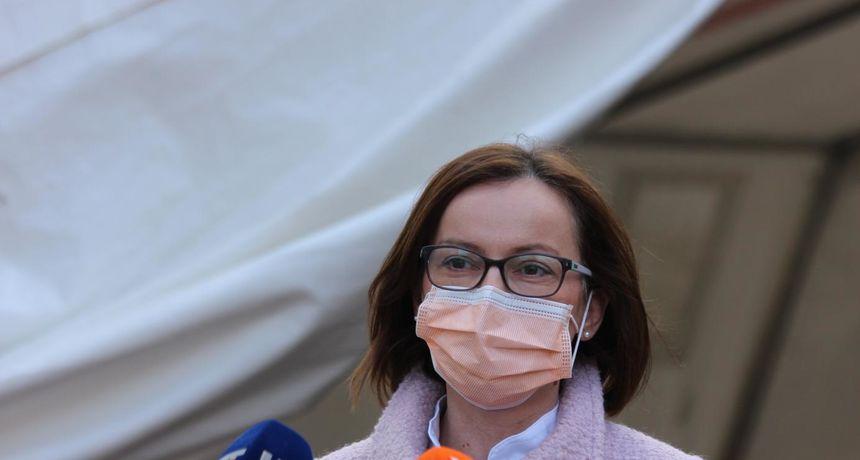 Epidemiologinja Čusek Adamić: 'Bilježimo porast slučajeva, oboljevaju necijepljene osobe'