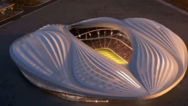 Stadion u Katru za Svjetsko nogometno prvenstvo