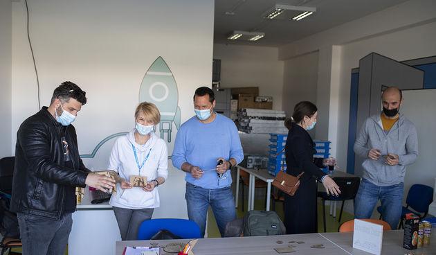 U 3D laboratoriju poduzetničkog inkubatora održan ZadarDigital Meet Up