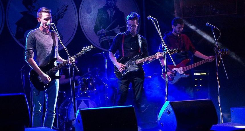 U subotu u Urbanom parku koncert zagrebačkog alternativnog rock benda Disco Occulto - ulaz besplatan