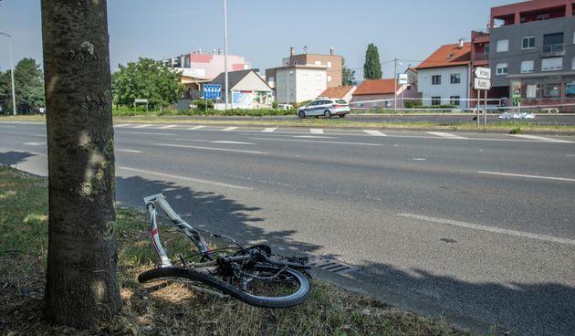 Bicikl prometna Zagrebačka avenija