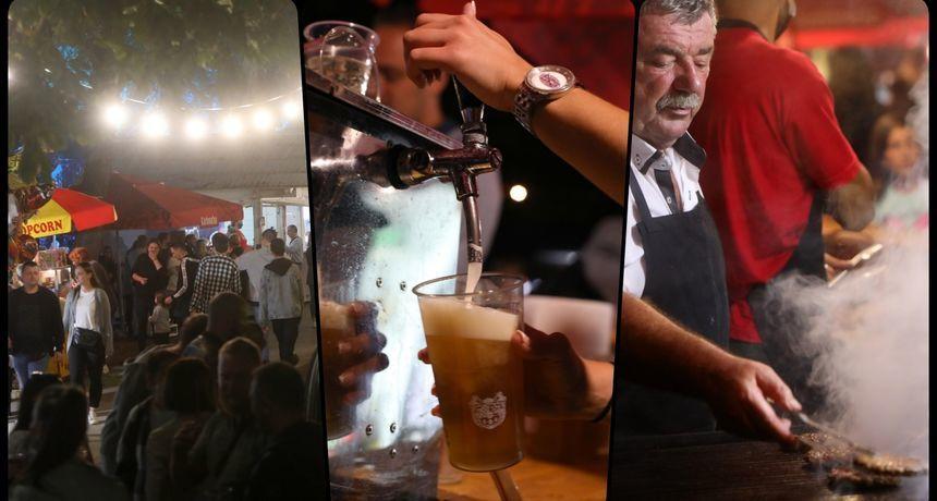 Dani piva i tema Gradskog vijeća - Mandić priznao da je gastro ponuda zakazala: Ako želimo ozbiljniju manifestaciju trebat će i više piva i bolja gastro ponuda