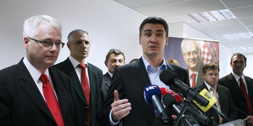 Josipović vjeruje da ga Bandić podržava