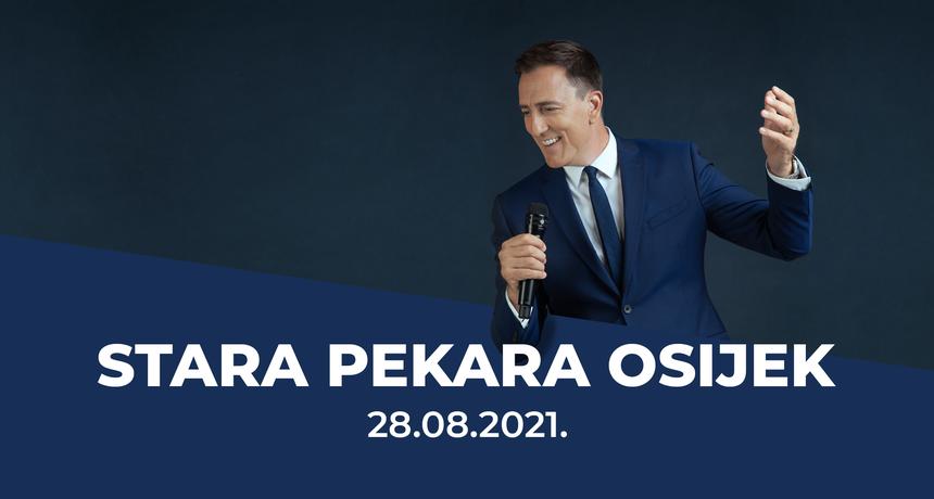 Počinje prodaja ulaznica za koncert Sergeja Ćetkovića