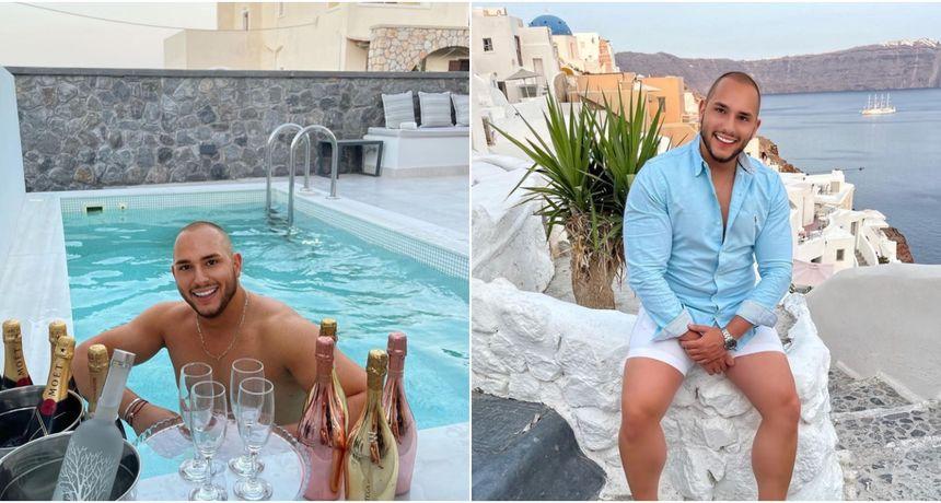 Tin Mlivić nam otkrio: 'Upravo sam kupio luksuzni stan od 100 kvadrata, a platio sam ga kešom'