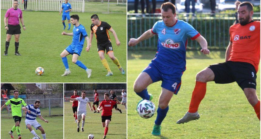 KOMENTAR NEDJELJNOG KOLA Dinamo (D) pobijedio u Nedeljancu, Međimurec do boda protiv Bednje