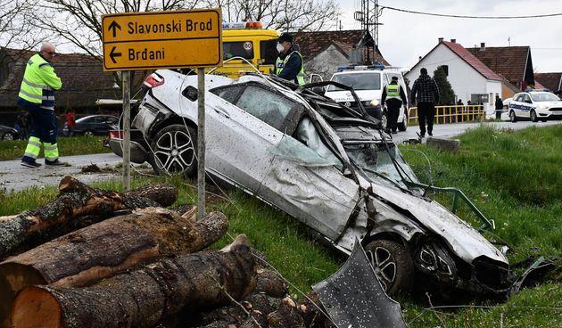 Zapolje, prometna nesreća