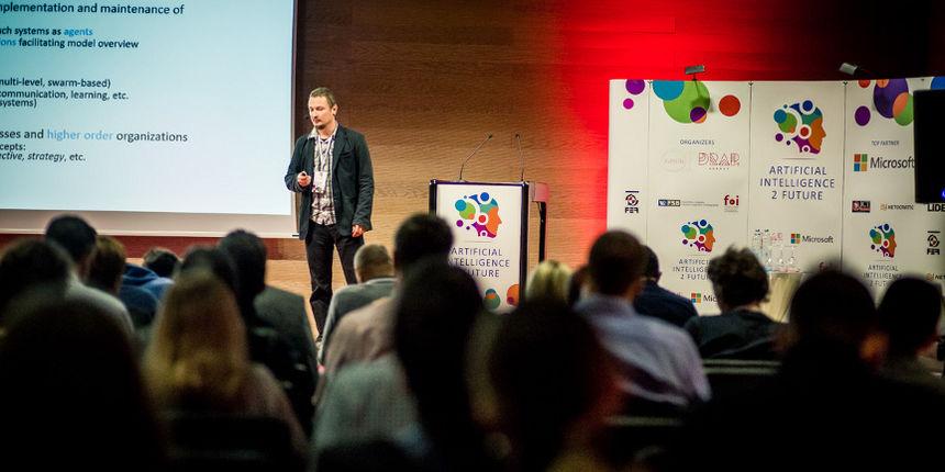UMJETNA INTELIGENCIJA U Zagrebu održana konferencija 'AI2Future'