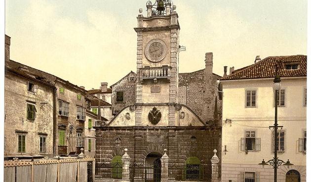stari Zadar, narodni trg