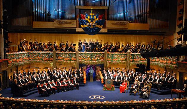 Nobelova nagrada - dodjela, foto: nobelprize.org