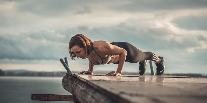 VIDEO Kućni trening za trbušne mišiće - abs workout