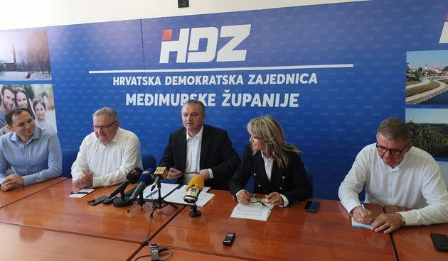 HDZ Međimurje