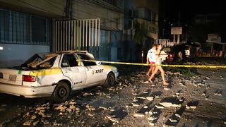 potres Meksiko