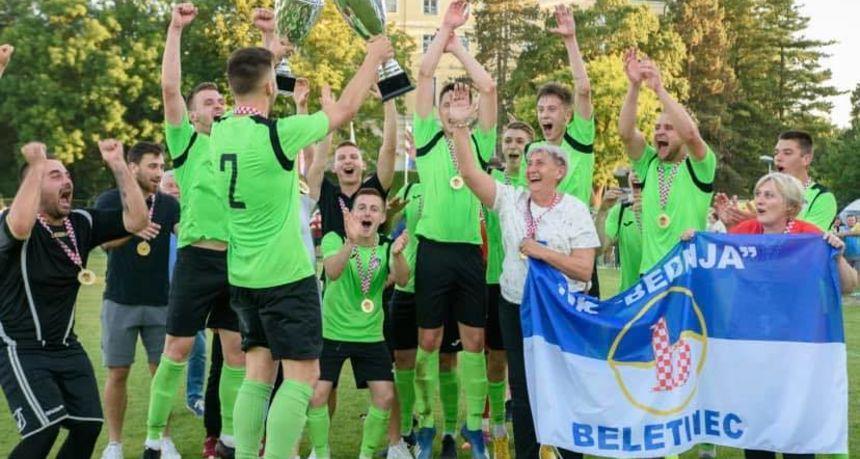 Bednja Beletinec danas igra jednu od najvećih utakmica u povijesti, u goste im stiže NK Osijek