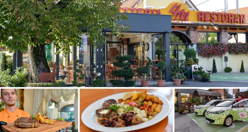 RESTORAN PIZZERIA 4M kvalitetna i sezonska hrana glavna je i jedina filozofija ovog restorana!