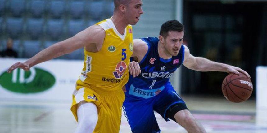 Uvjerljiva pobjeda Cibone nad osječkim košarkašima