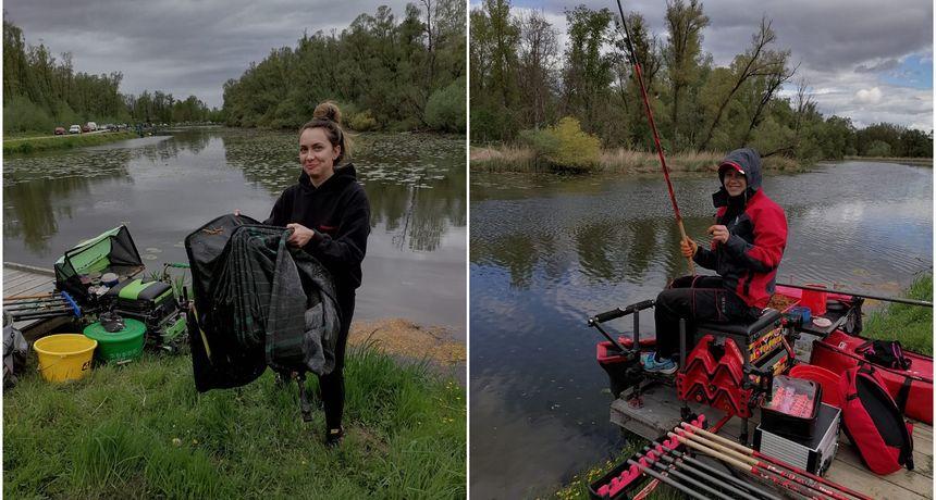 MEĐIMURSKI RIBOLOVNI SAVEZ Završnica Kupa Međimurja u ribolovu