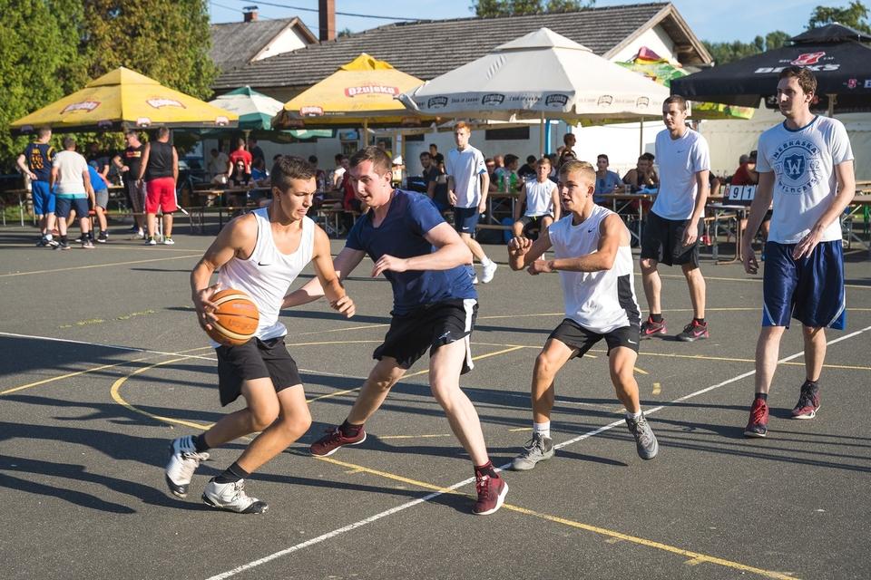 Memorijalni streetball turnir Bojan Zvošec u Kotoribi