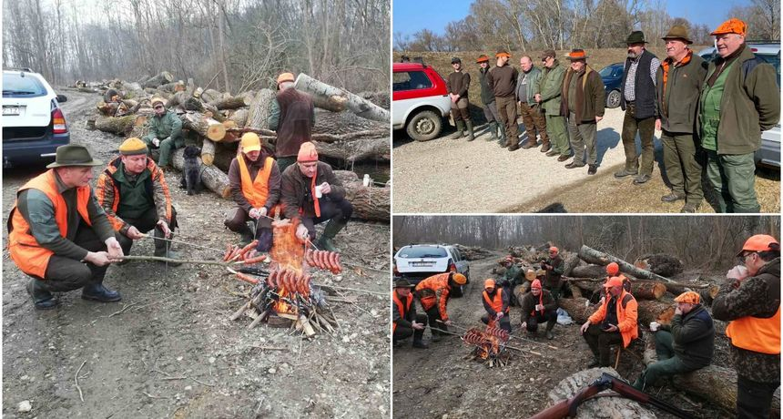 KOTORIBA Lovačko društvo Jarebica: Završila skupna lovna sezona na grabežljivce
