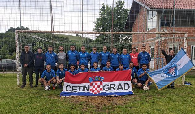 Cetingrad prvak 2. Županijske nogometne lige, no u prvi županijski rang vjerojatno će ući NK Barilović