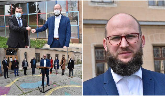 Matija Ladić predstavio kandidaturu za načelnika Općine Pribislavec