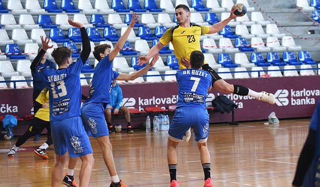 Rukomet juniori: Karlovac - Buzet 14. veljače 2021.