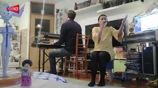 GLASNO! Magroove - Sanjala sam ljubav (Quarantine session) (thumbnail)